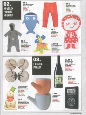 Insecta en Time Out Barcelona # 12-2013